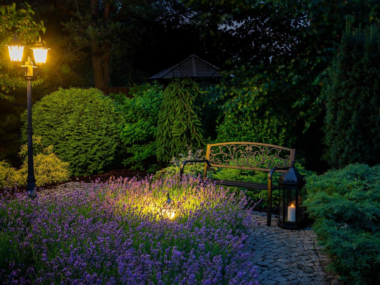 Картинки летний вечер в саду, летием