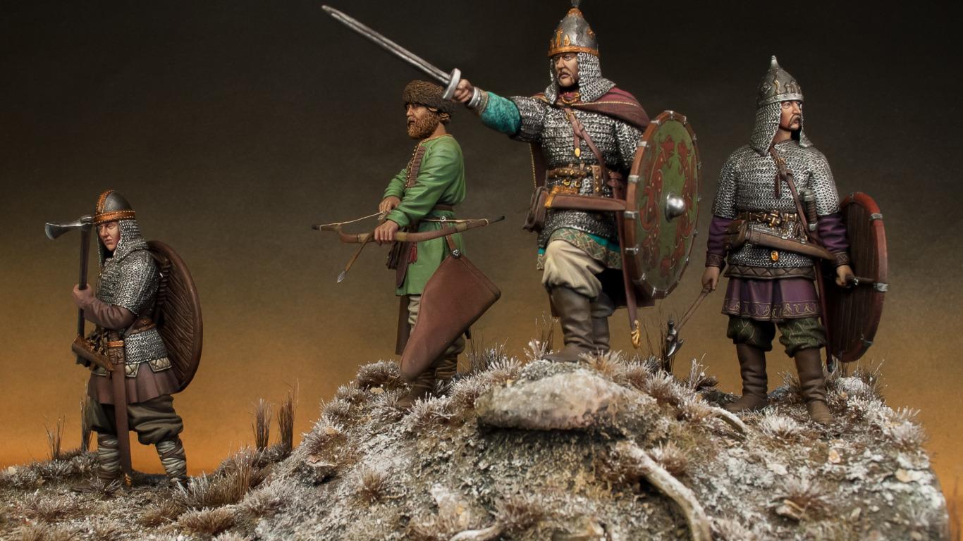 дорогое древнерусский воин варяг фото светильники также