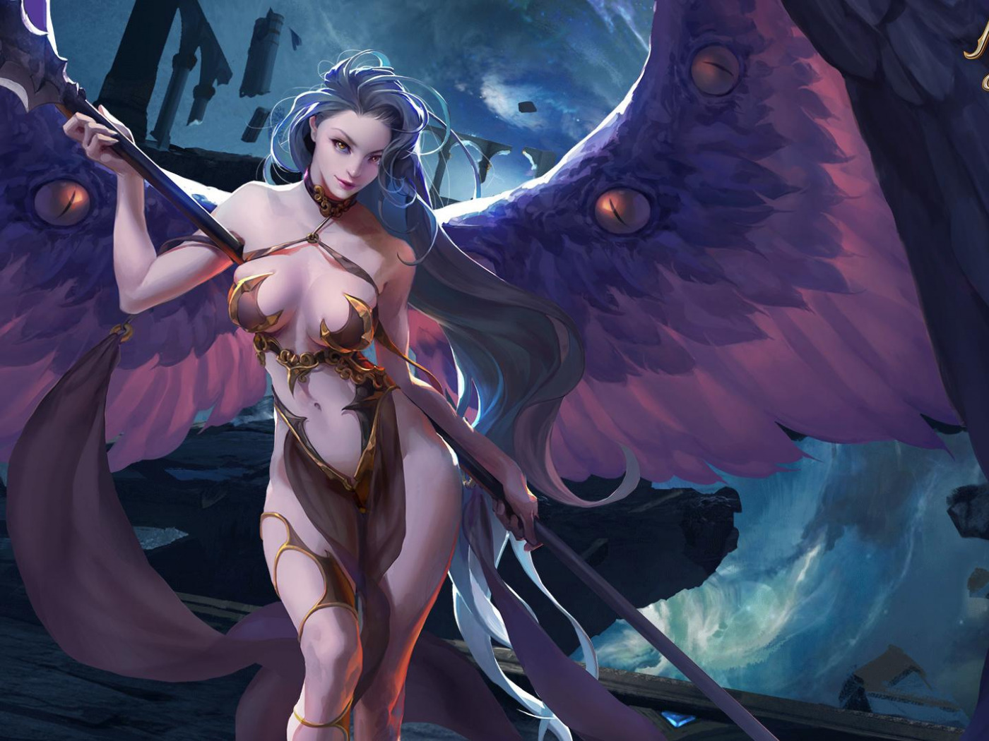 League Of Angels 2 Porn
