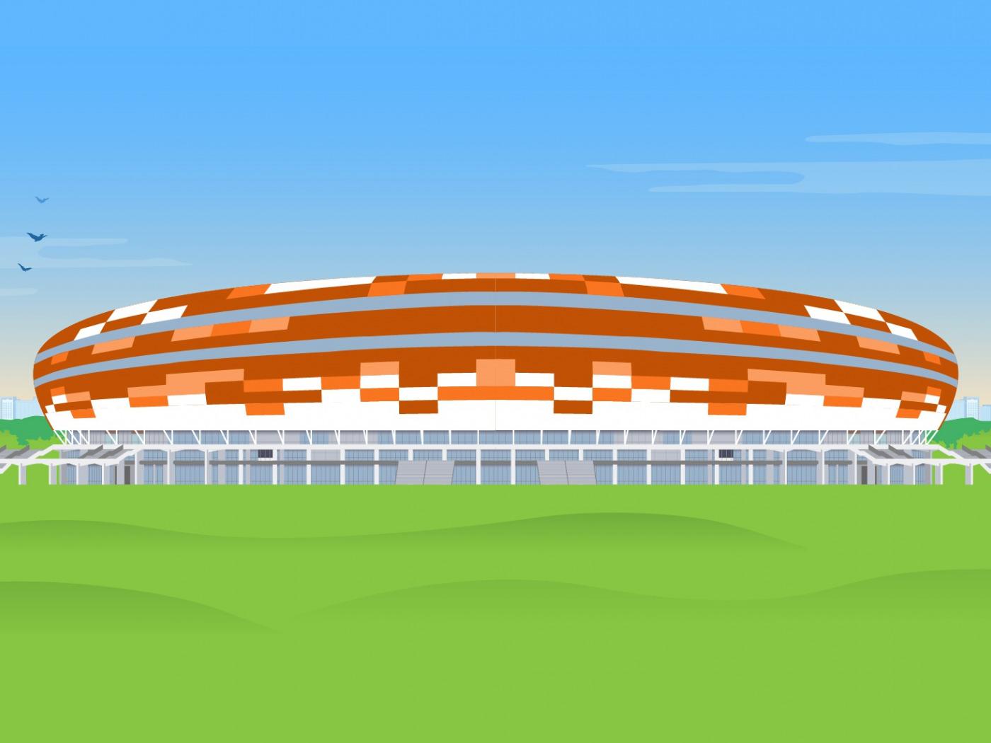 новых нарисовать стадион в картинках считаю