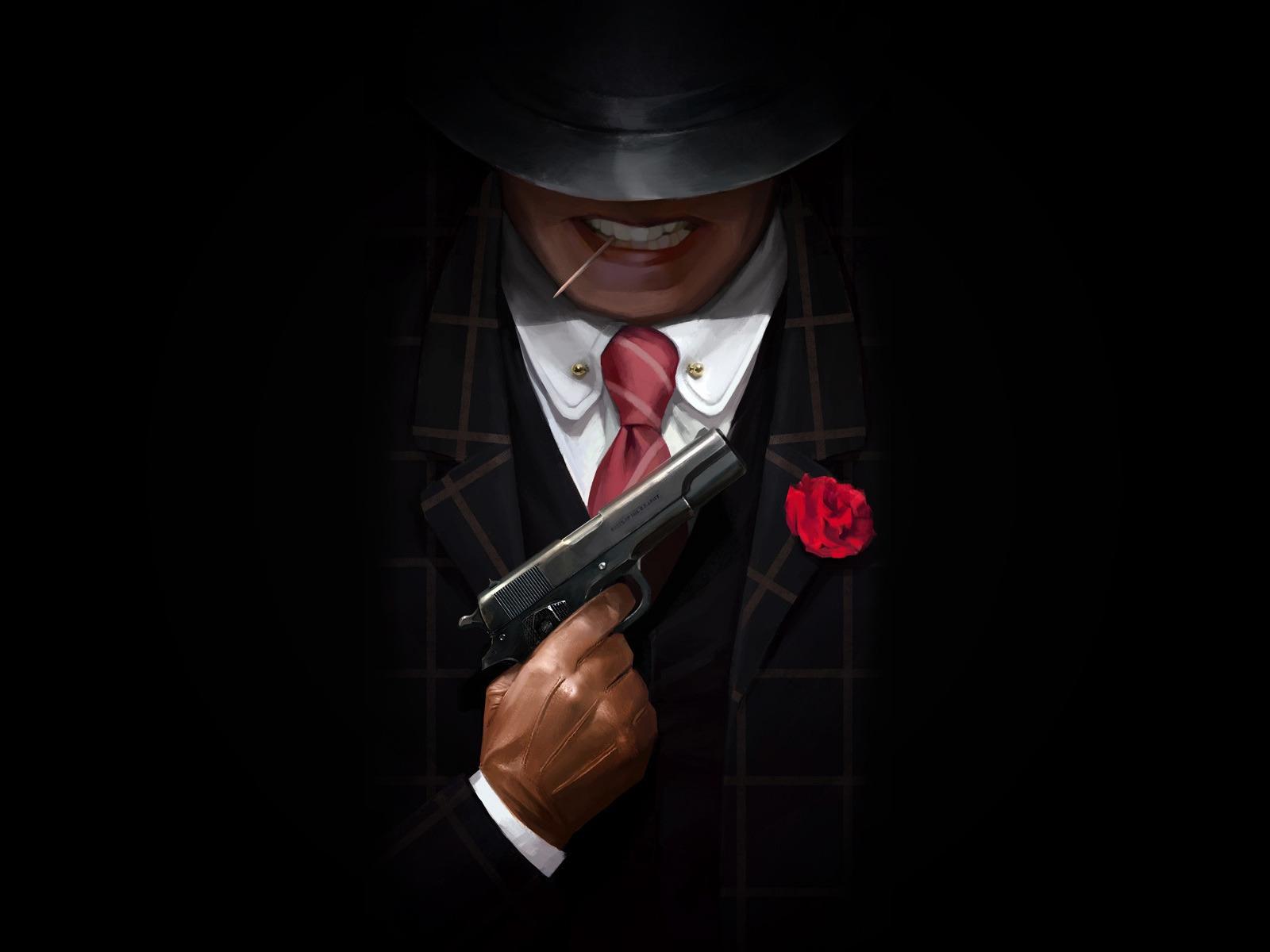 Открытку, крутые картинки для мафии