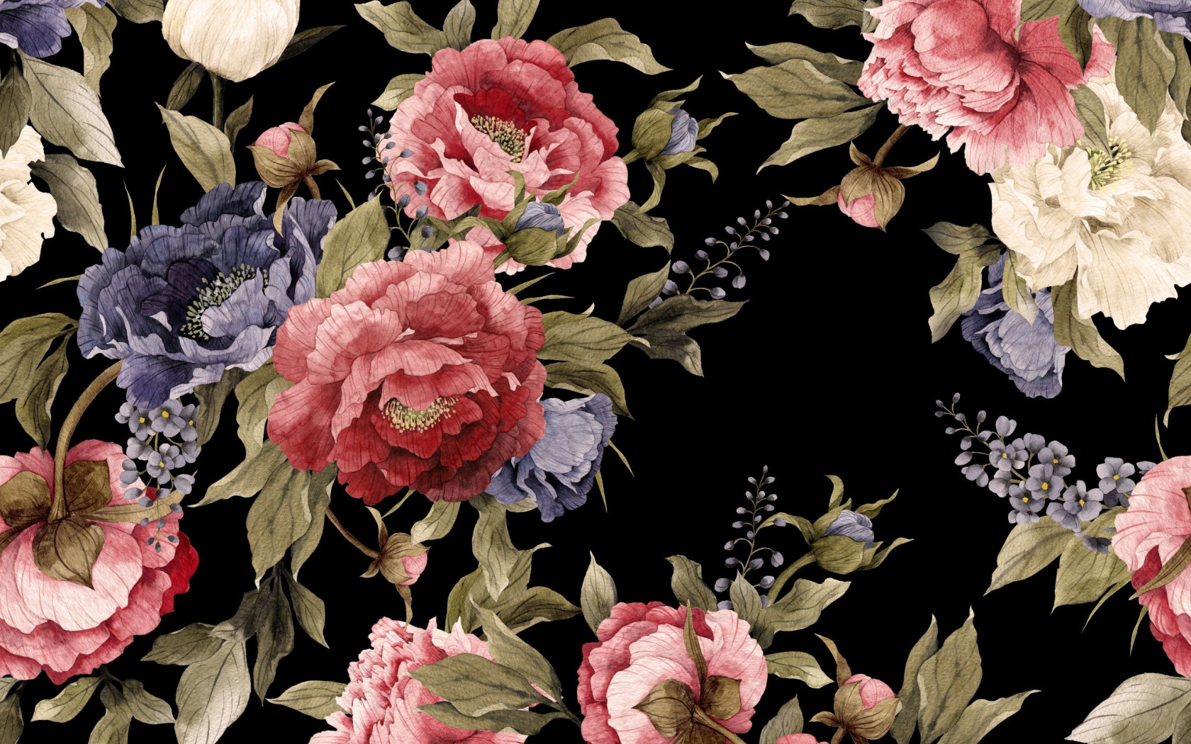 картинки полотно с цветами как раз можно