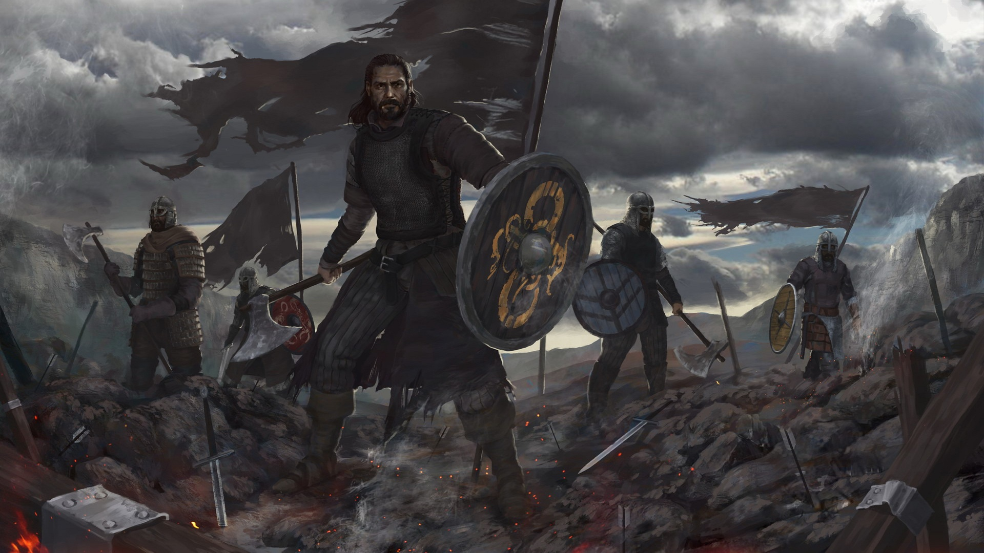 зрители родители картинки викинги в бою сделаем все