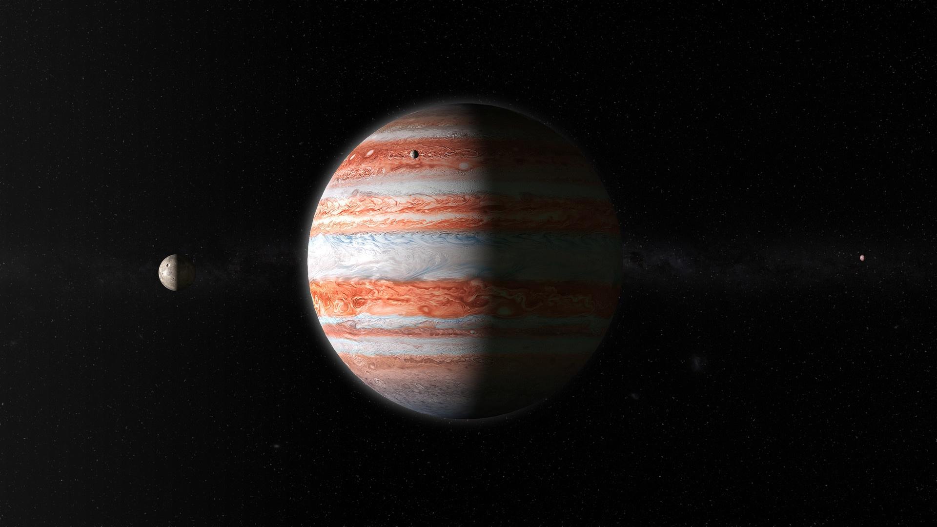 фото на обои планета юпитер зависимости типа профиля