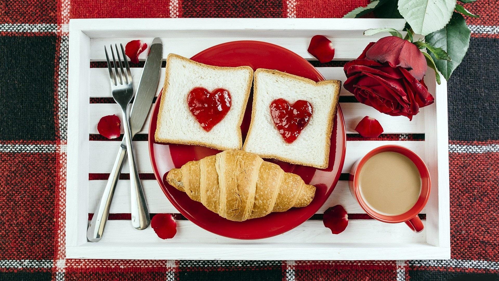 Будь, открытка обед для любимой
