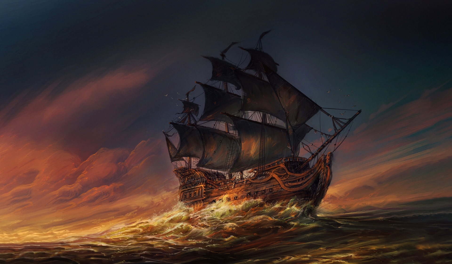 можете подобрать пиратские корабли фото картинки фэнтези минитрактор