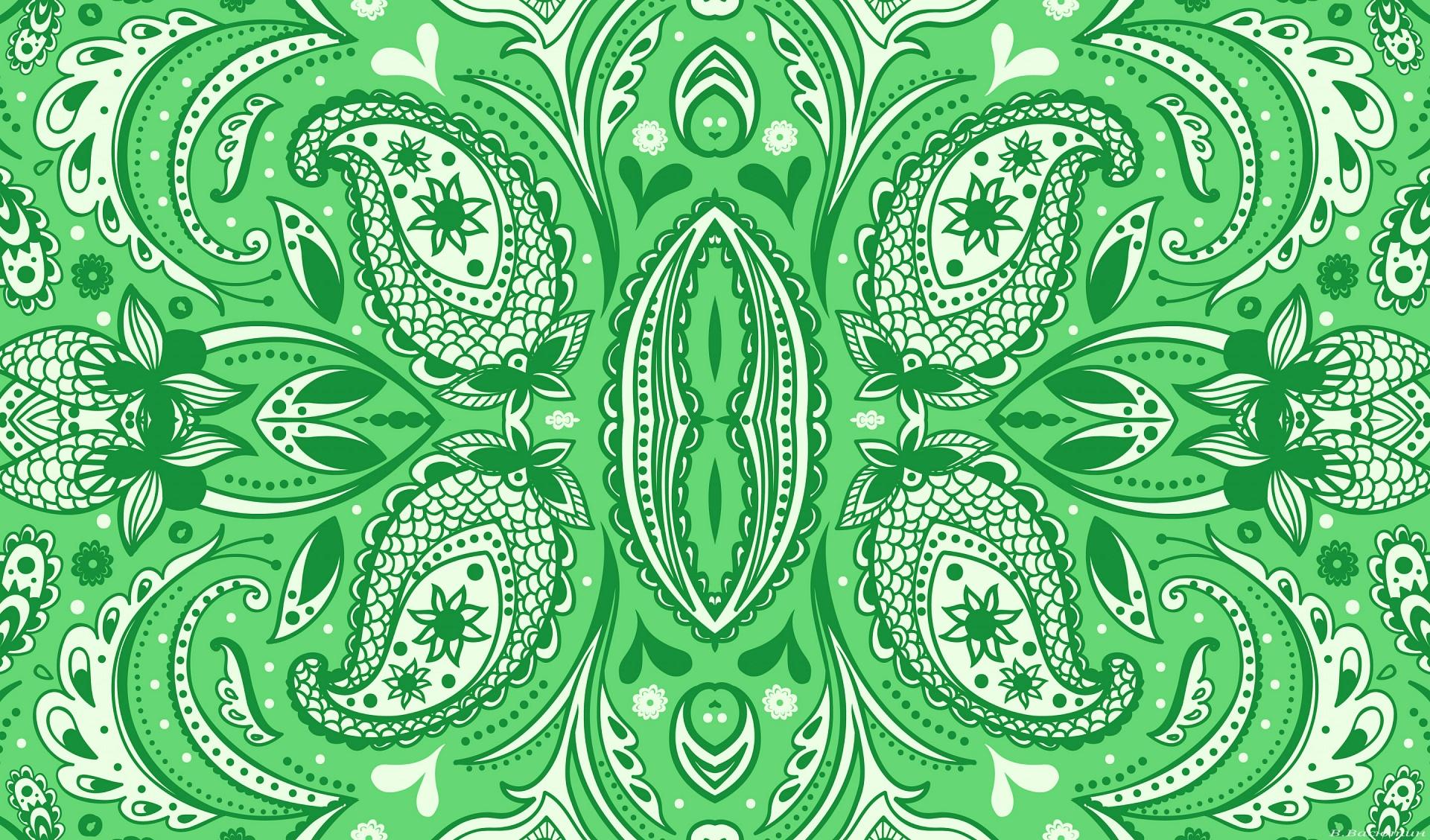 фотографии картинки с узорами зеленый цвет вот пляже самое