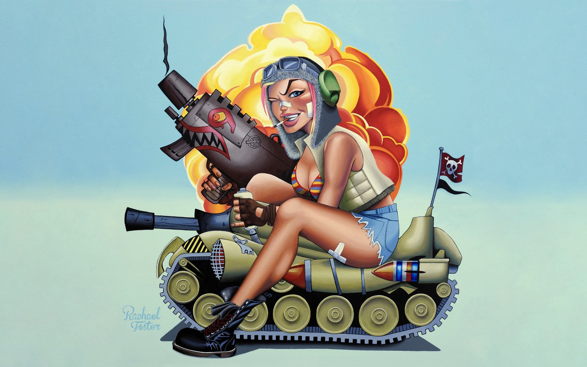 Tank girl picture #5