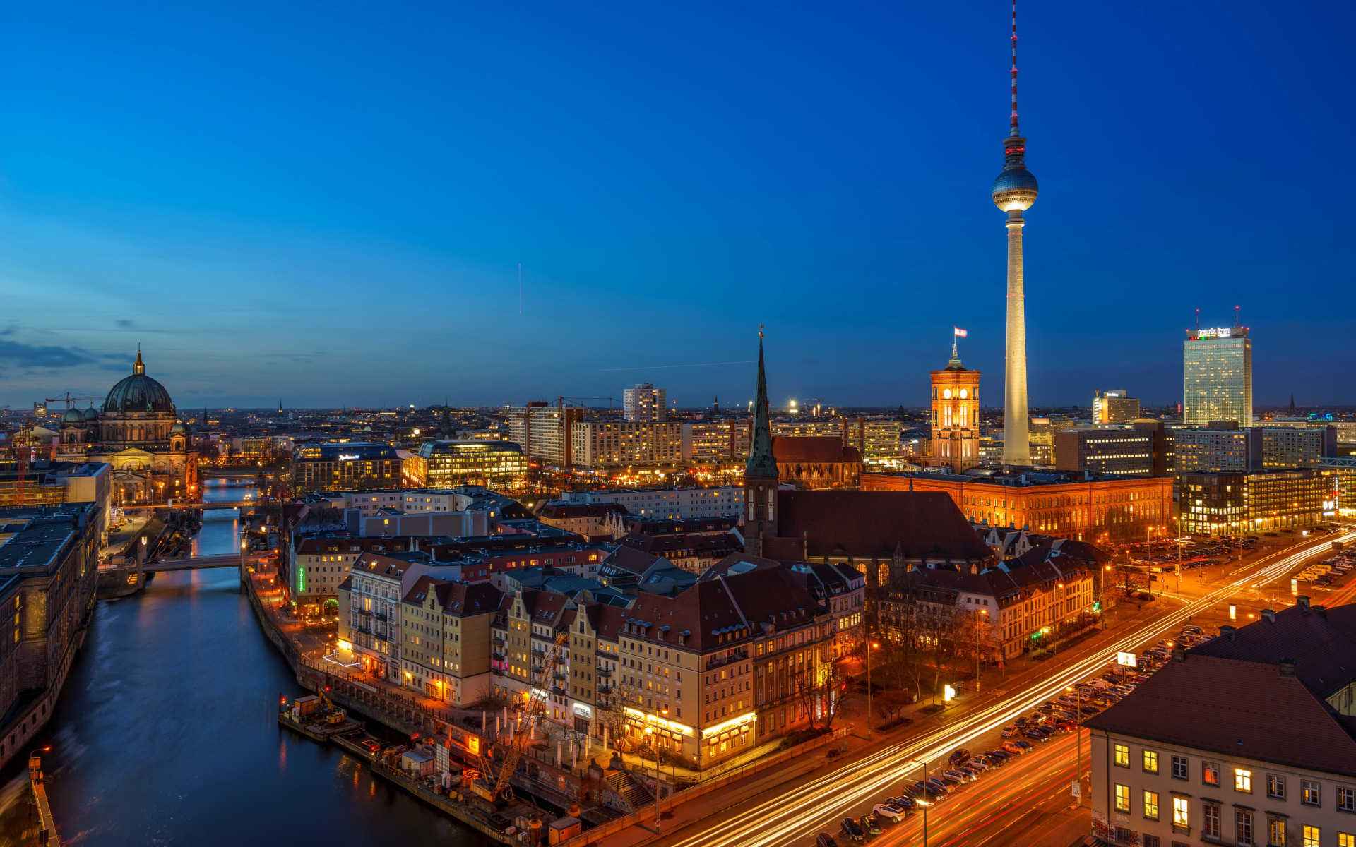 картинки про немецкий город берлин открытии