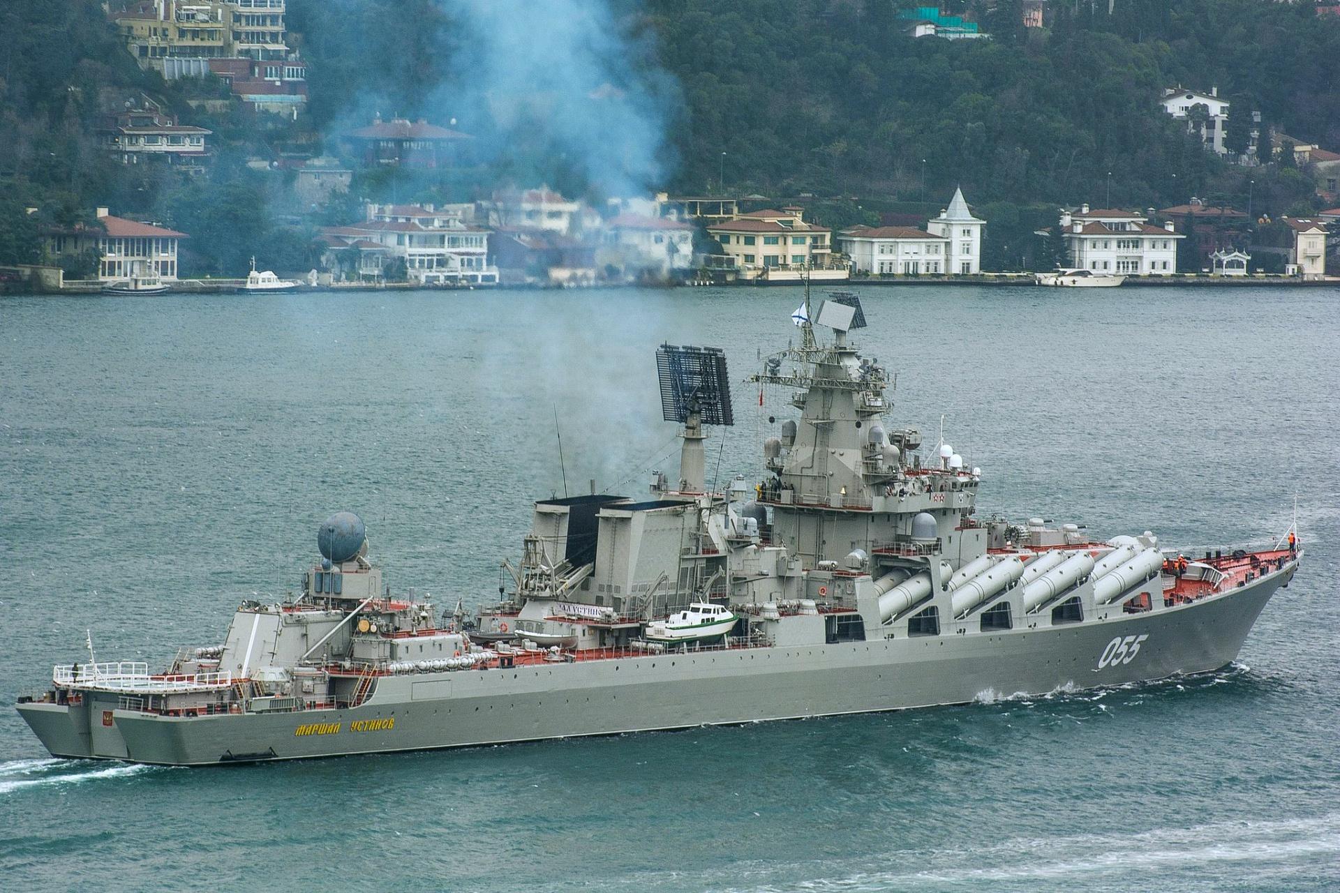 можно использовать крейсеры российского флота обсуждает