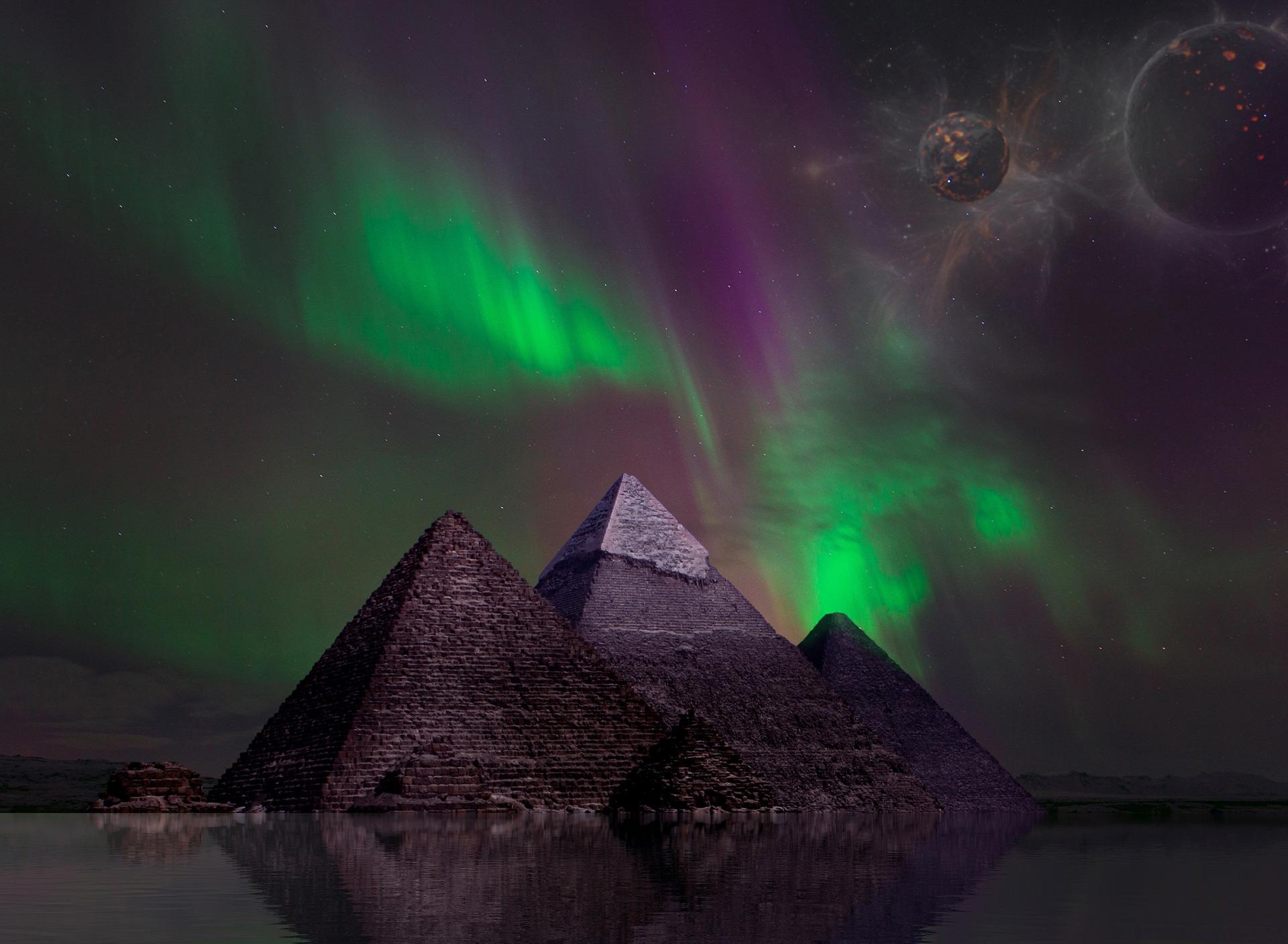 фестивале, пирамиды и космос картинки морщины портят