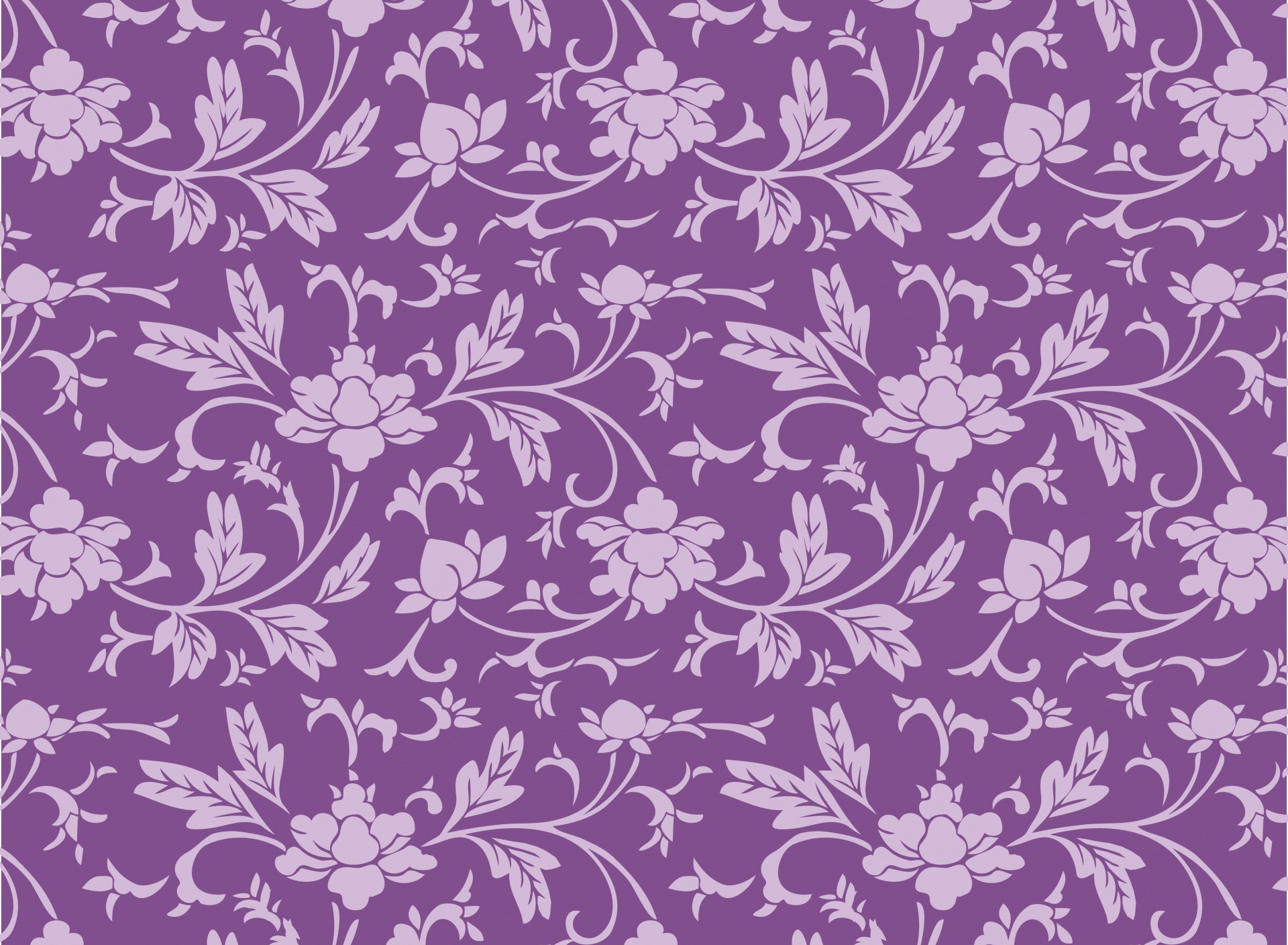 Обои фиолетовые цветы и кружево