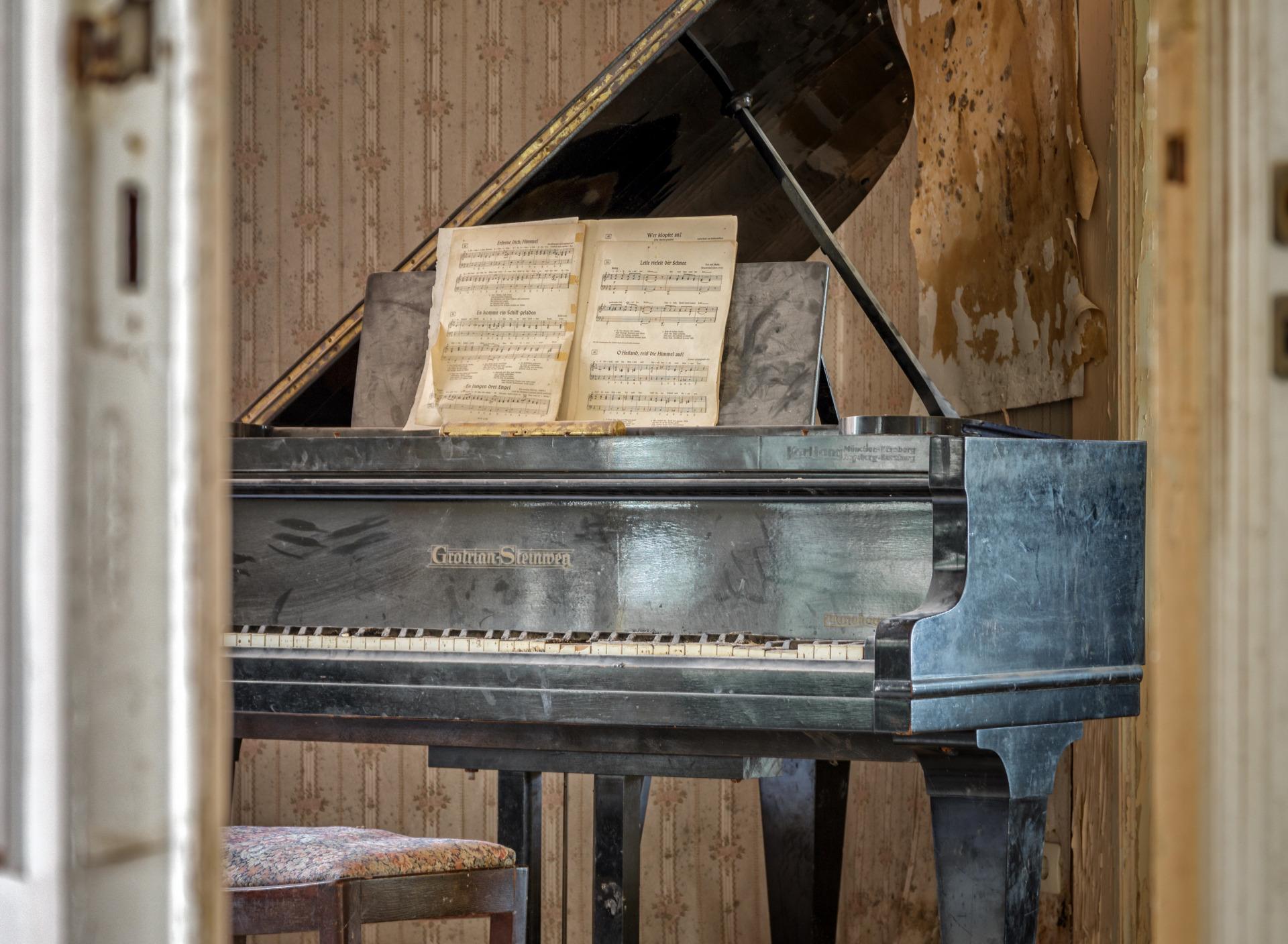 найти фото ноты для пианино месте нахождения