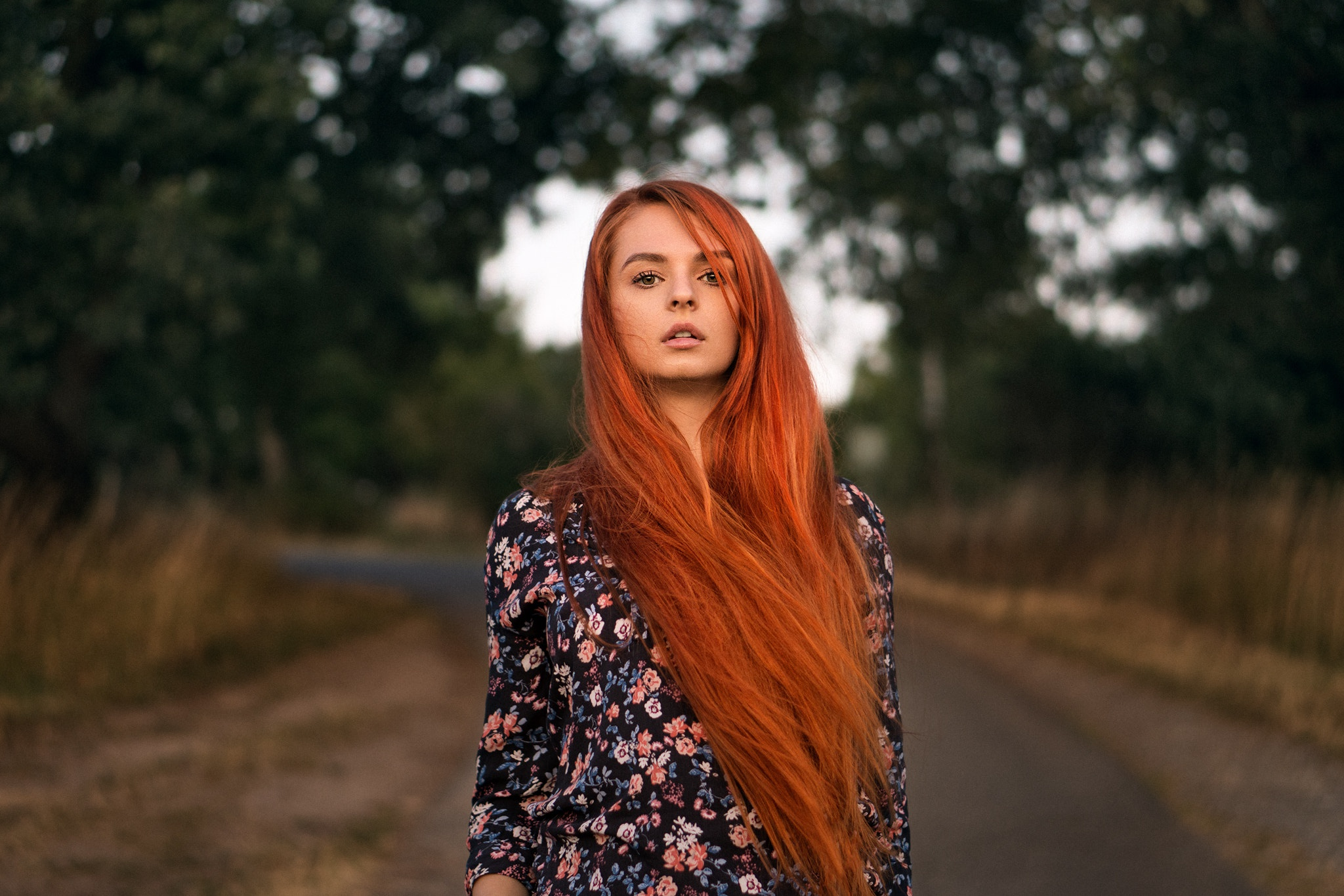 And redhead woman largo fl big