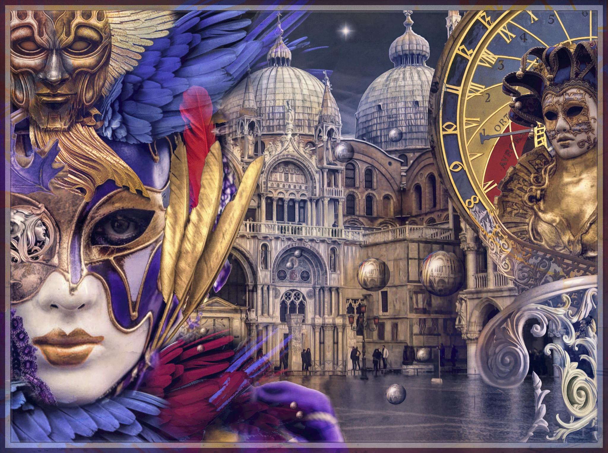 картинки венецианских масок для декупажа вкусная