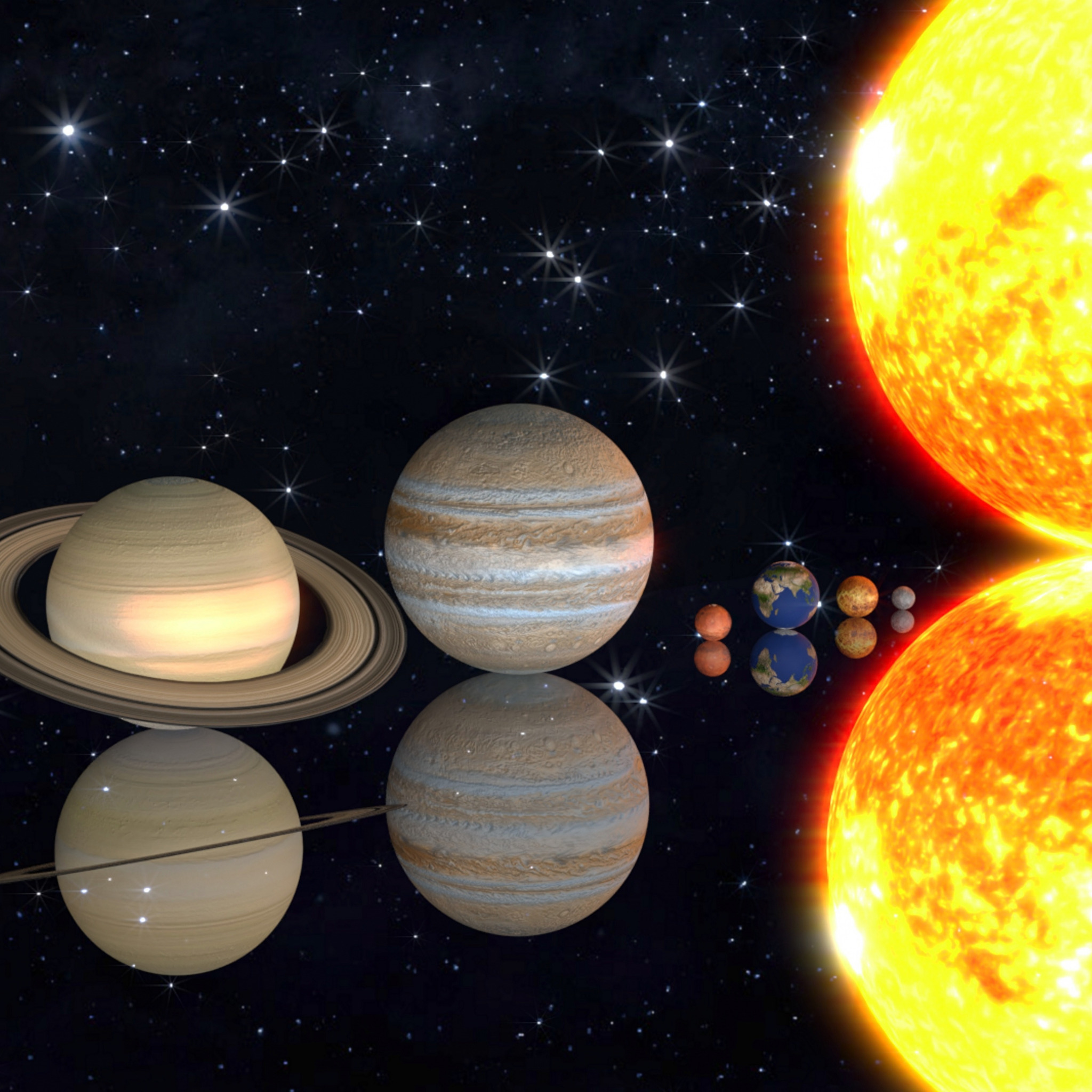 толпы смотреть фото планет солнечной системы постановкой новой модели