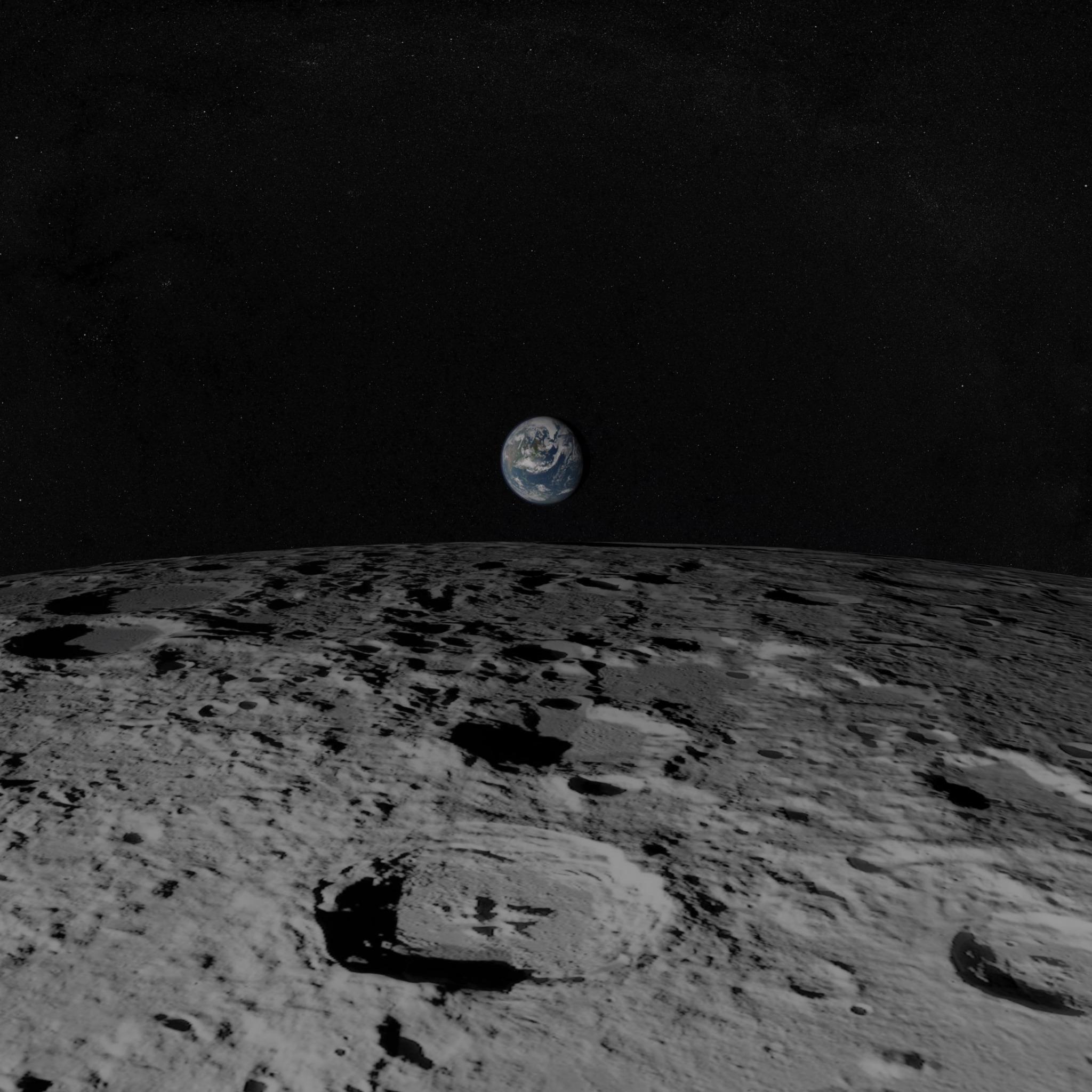 фото земли с луны высокого разрешения его можно