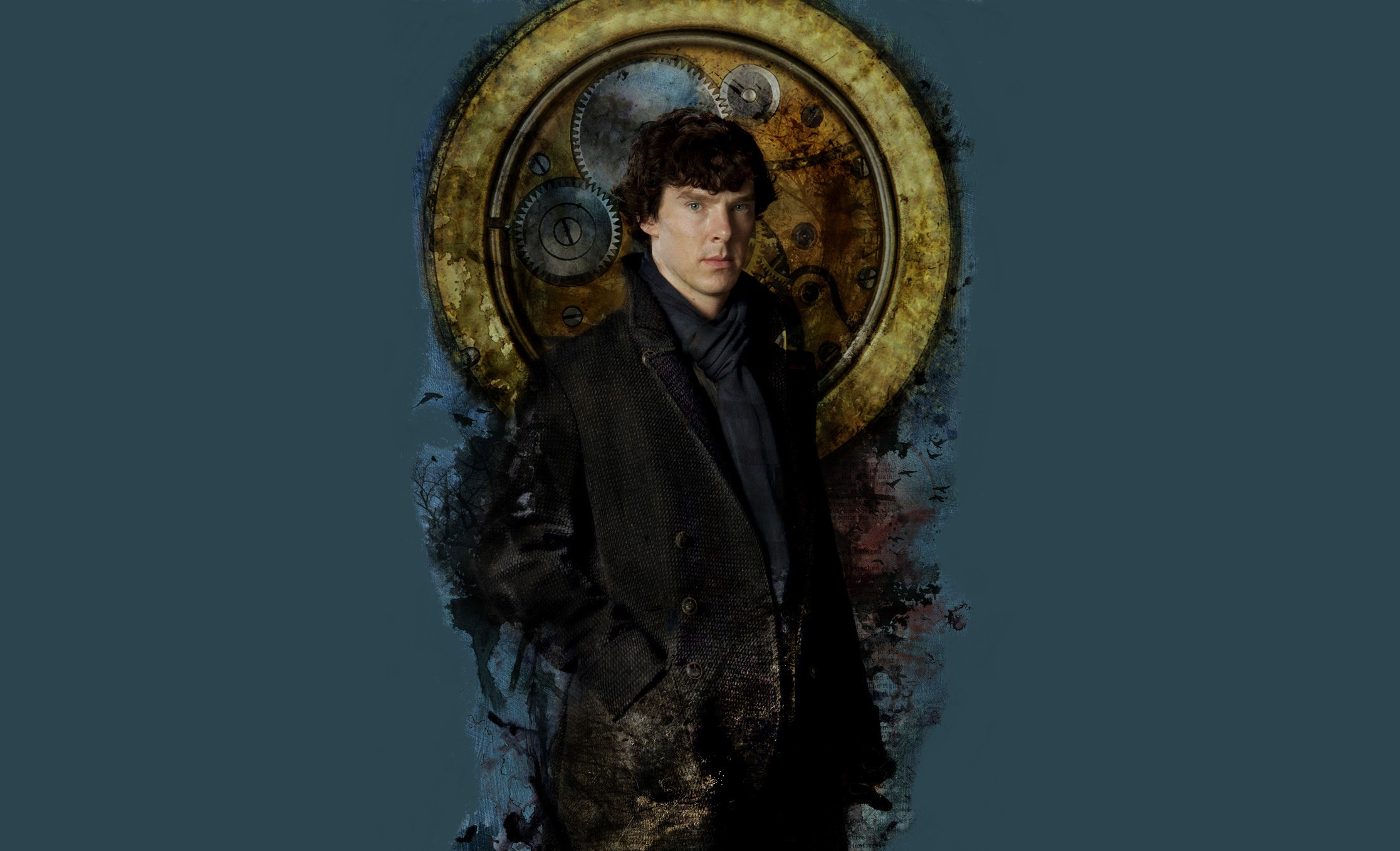 Шерлок холмс картинки на обои