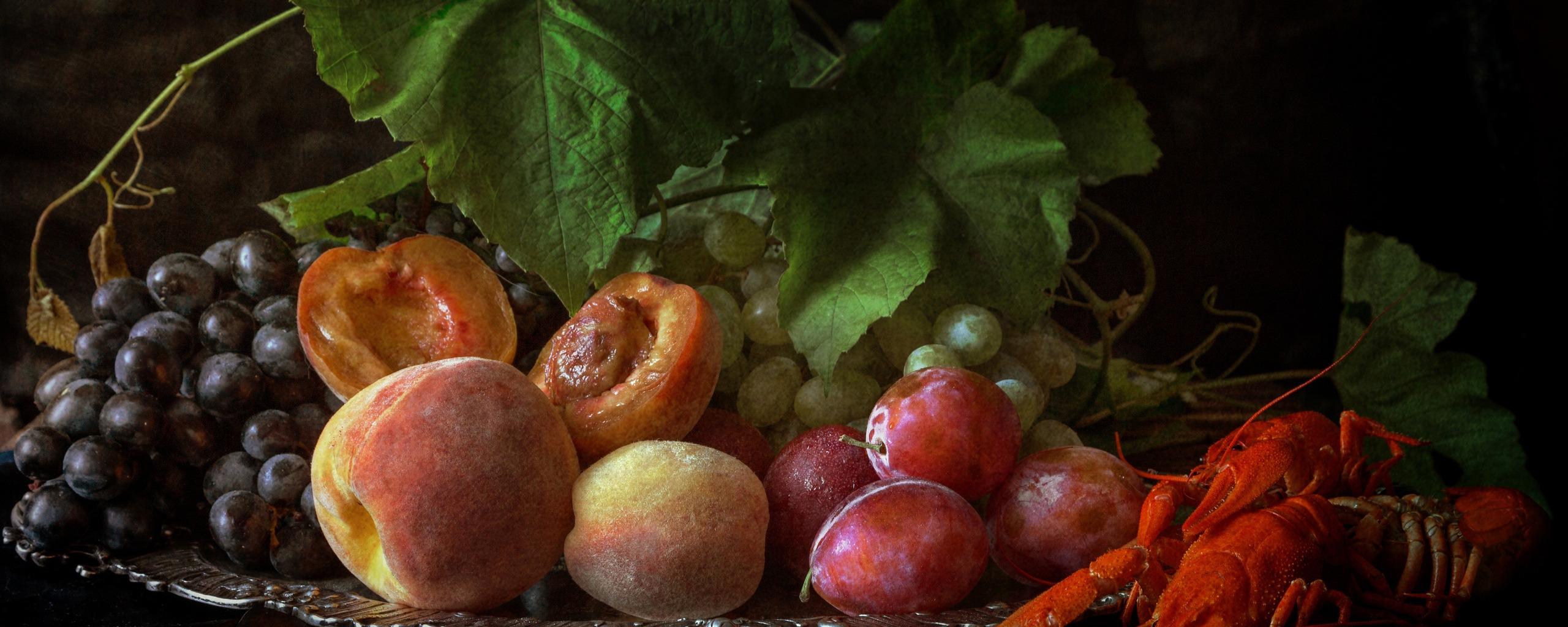 красивые картинки персики и виноград сетку нужно демонтировать