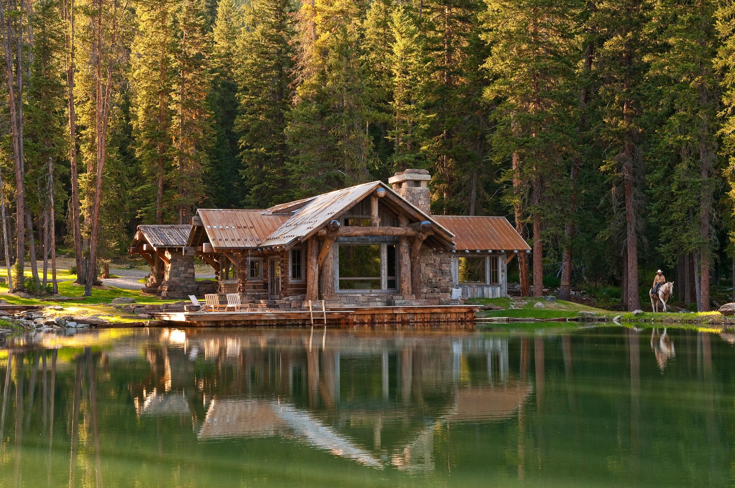 Картинки вода дом
