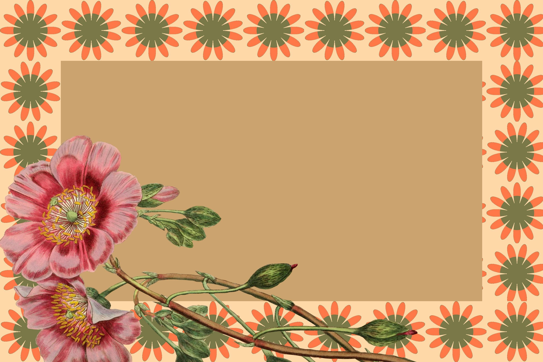 Рамки благодарность, шаблоны заготовки открыток