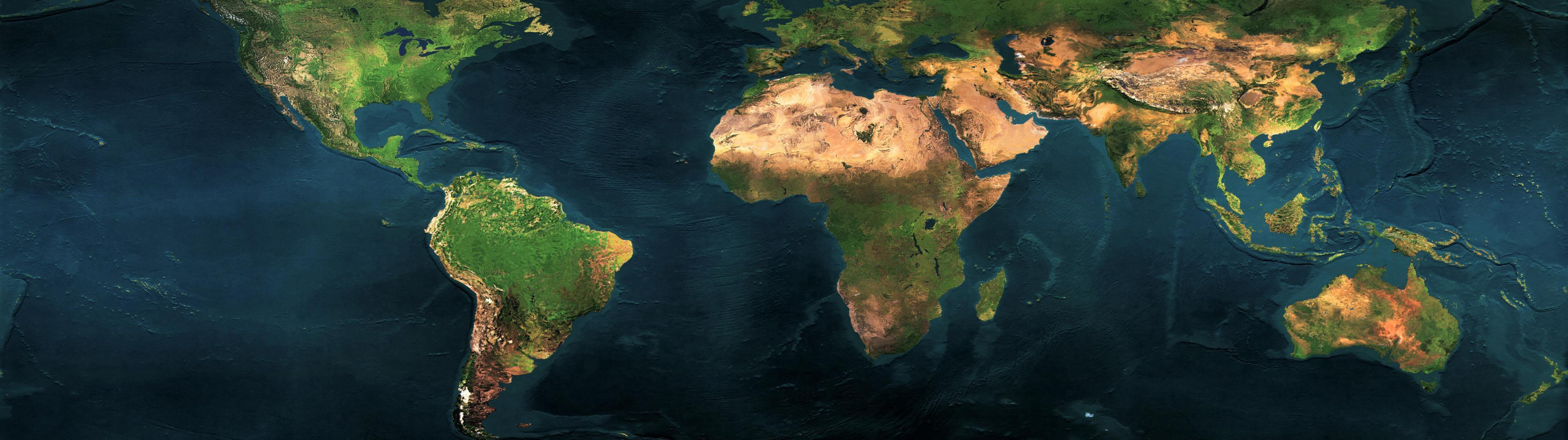 earth view map - HD