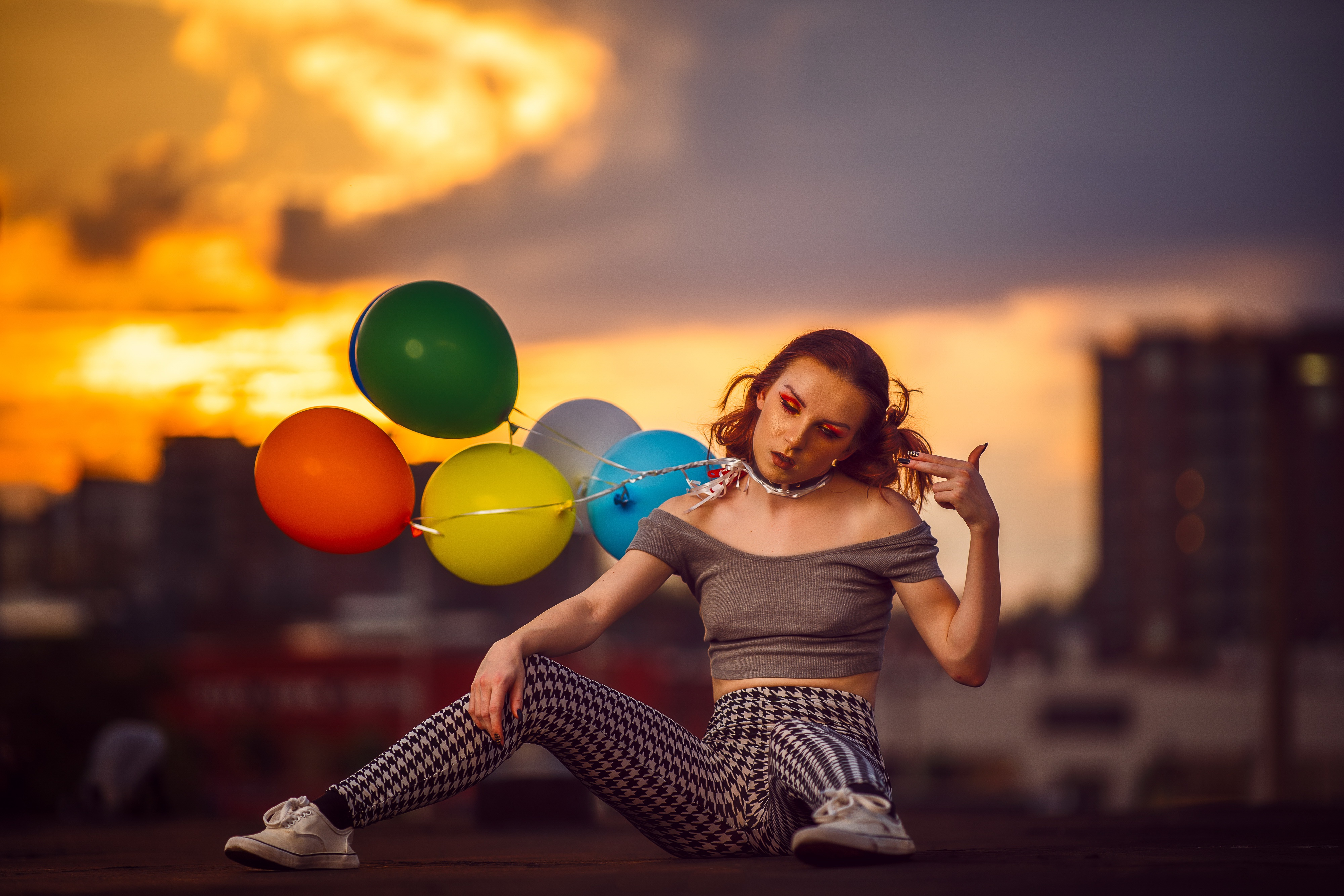 Движущиеся картинки, картинка как настроение для девушки