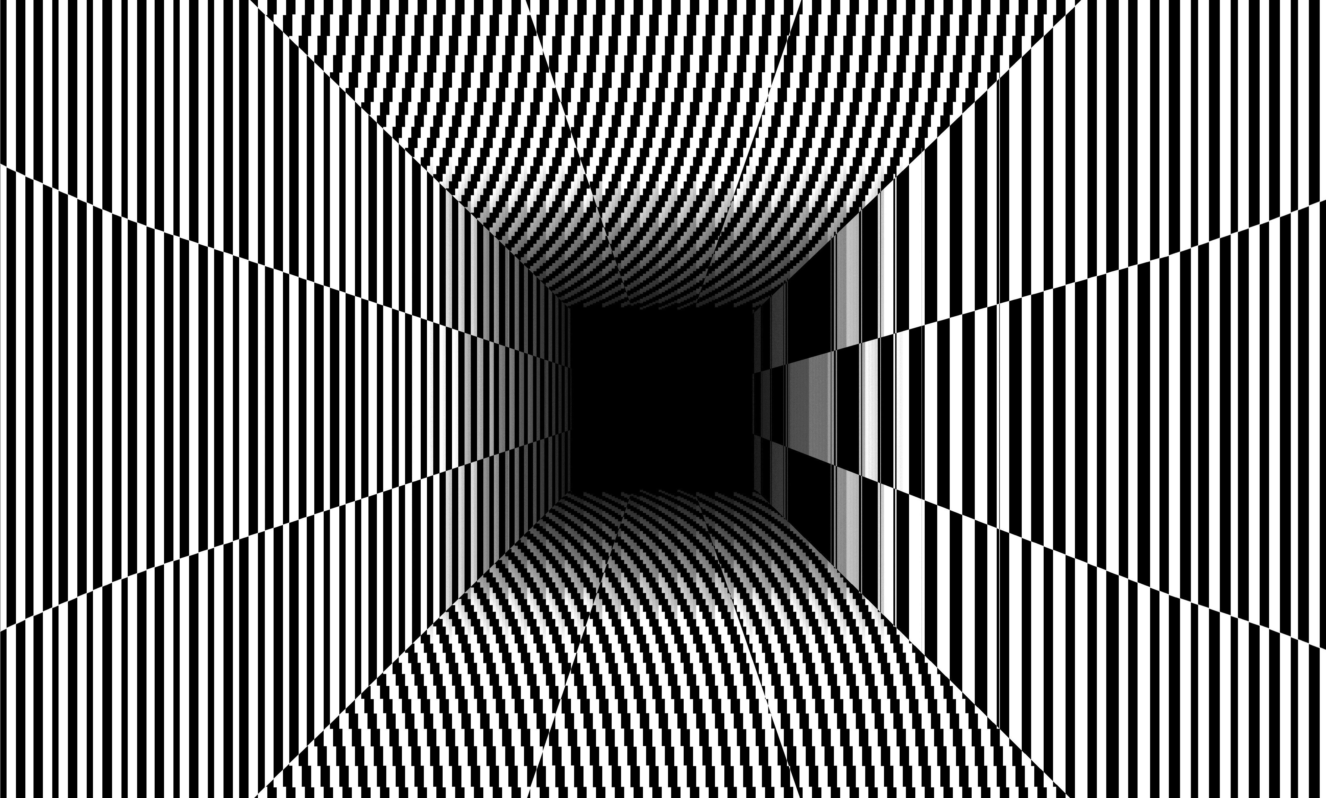 Днем, иллюзии в картинках