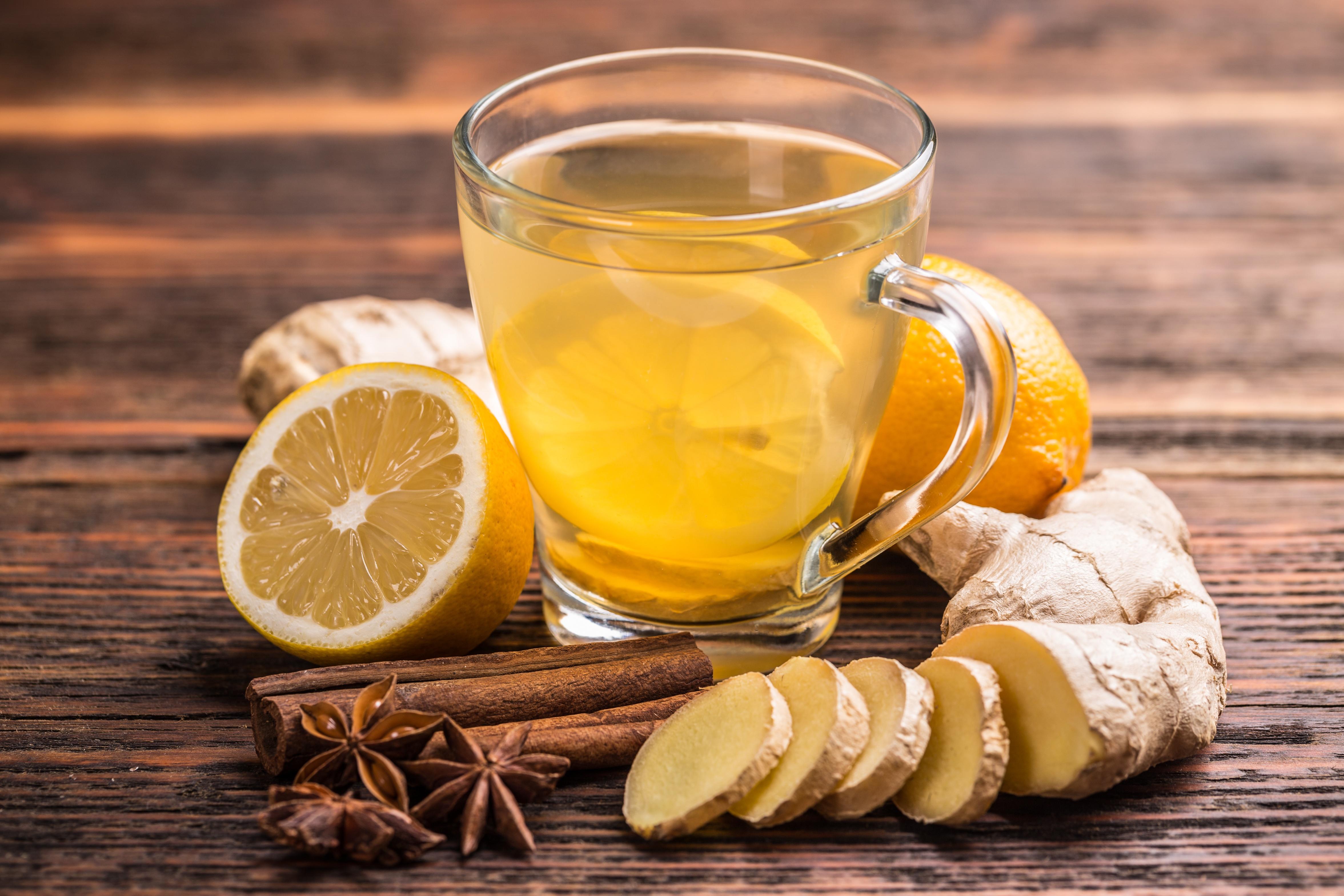 лимон с корицей для похудения