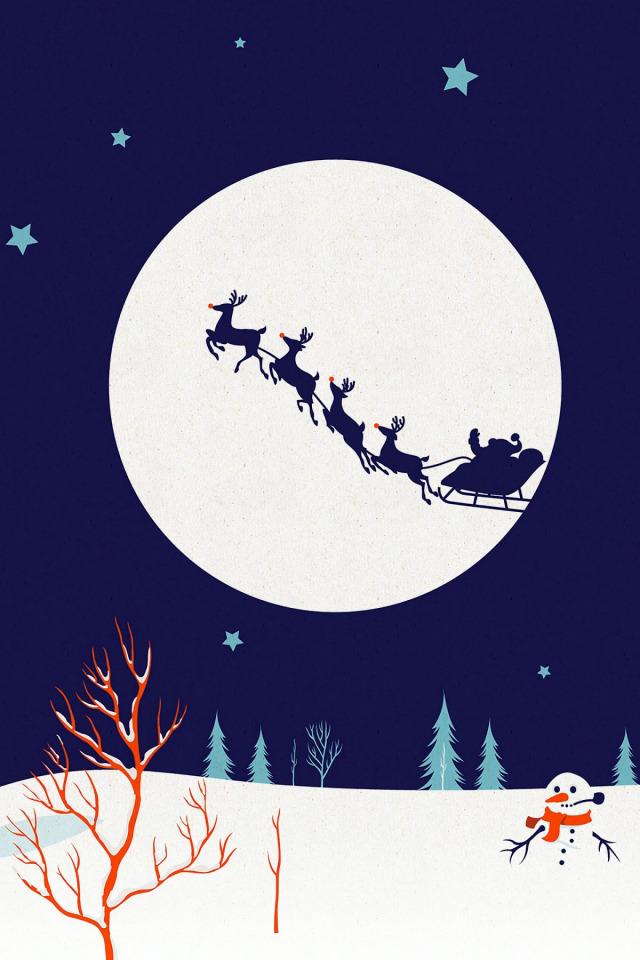 луна зимой советские открытки познакомимся двумя природными