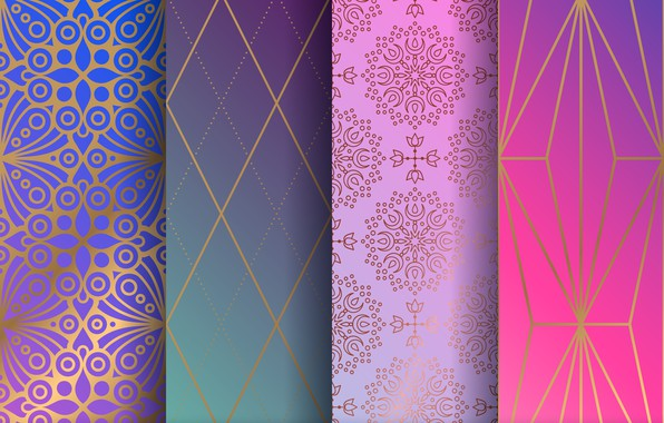 Картинка фон, текстура, геометрия, орнамент, pattern, ornament