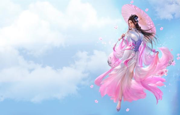 Картинка girl, fantasy, beauty