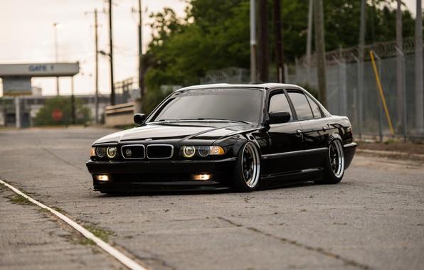 Картинка BMW, E38, BMW E38