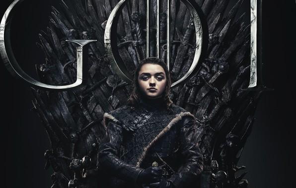 Картинка Game of Thrones, Игра престолов, Ария, 8 сезон, Season 8