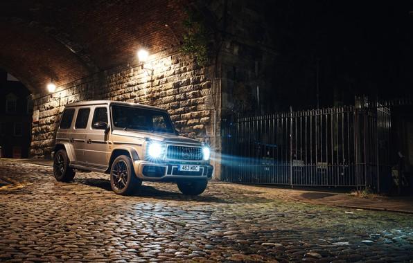 Картинка Mercedes, AMG, G63, 2019