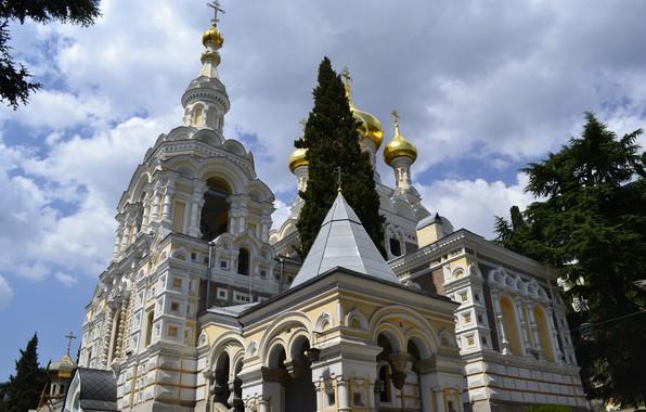 Картинка церковь, храм, ялта