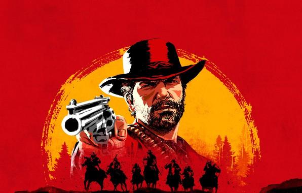 Картинка Red Dead, Arthur Morgan, Red Dead Redemption II