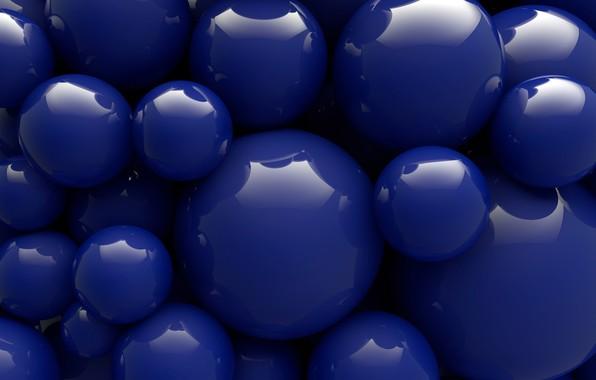 Картинка шар, тень, шарик, объем