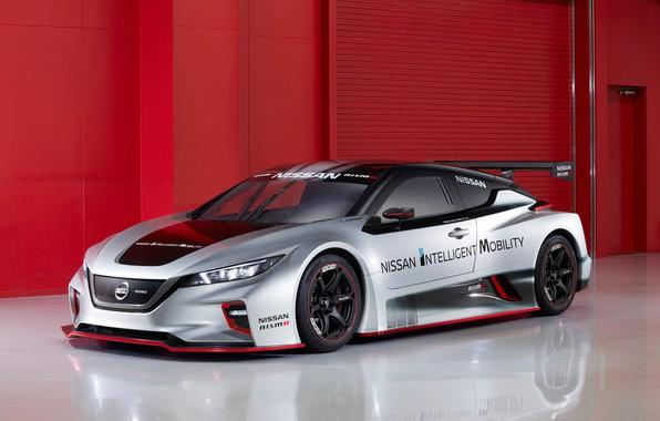 Картинка Nissan, Leaf, Nismo RC