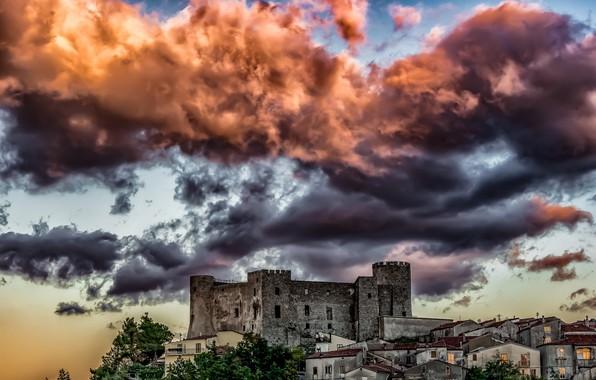 Картинка Italy, Basilicata, Moliterno