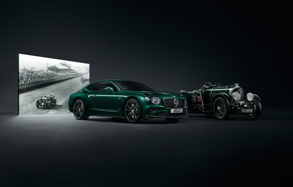 Картинка машины, Bentley, Continental GT, поколения, Blower, Mulliner, Number 9 Edition