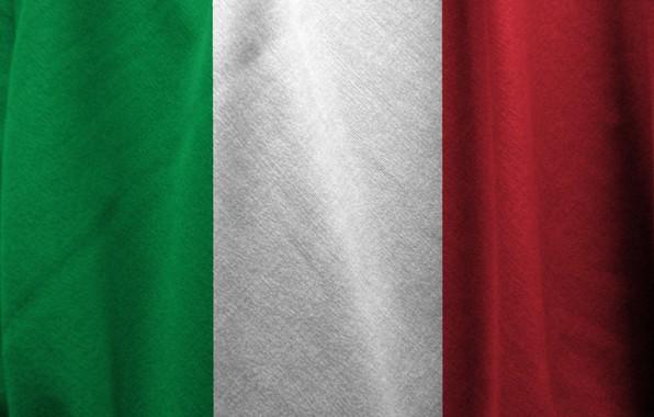Картинка фон, Флаг, Италия