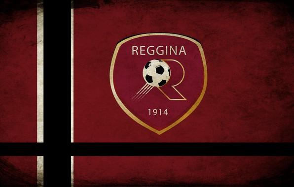 Картинка logo, Grunge, soccer, footbal, Calabria, Reggina