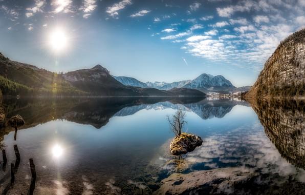 Картинка Austria, Altaussee, Styria, Styrian Lake