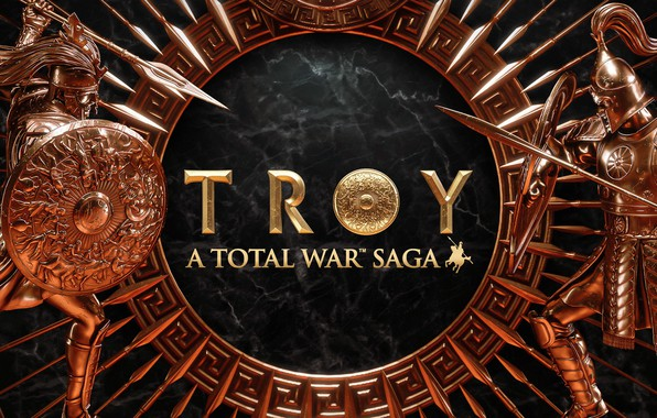 Картинка Игра, Game, SEGA, The Creative Assembly, Strategy, Стратегия, Total War Saga Troy