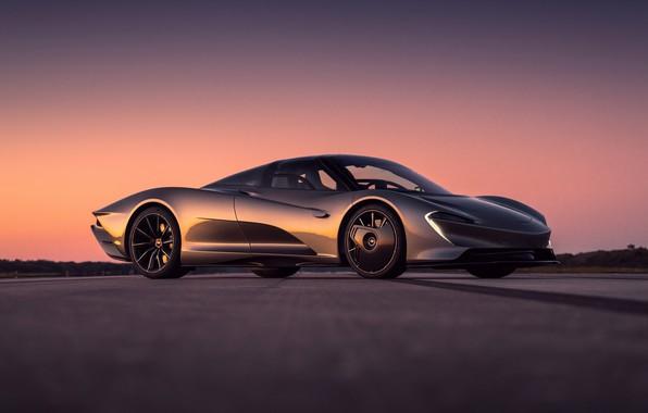 Картинка concept, Car, 2020, Мкларен, McLaren Speedtail Concept