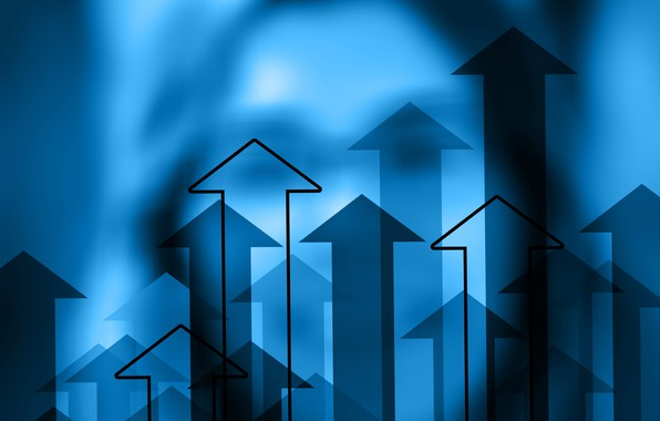 Картинка анализ, графики, рост