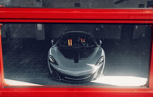 Картинка McLaren, спорткар, боксы, Novitec, 600LT
