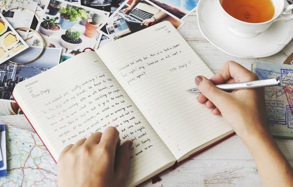 Картинка photos, memories, personal diary