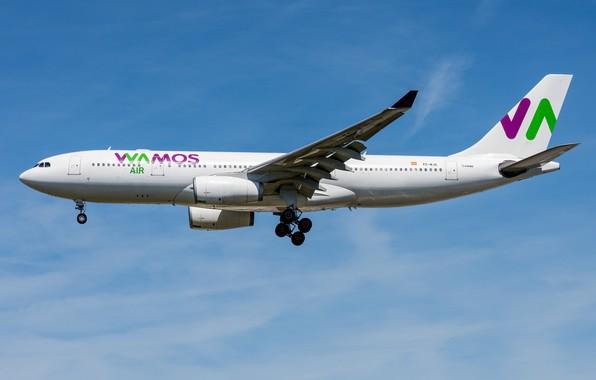 Картинка Airbus, A330-200, Wamos Air